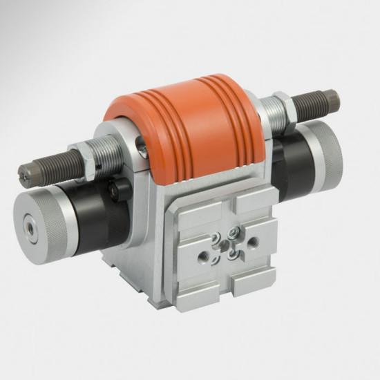 metal-work-Rotary-actuator-Series-DAPK